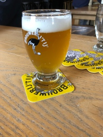 Beer at Brouwerij 't IJ